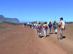 57 participantes en la ruta de senderismo organizada por Turcón