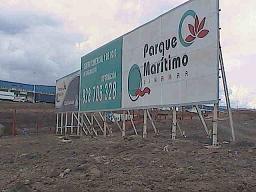 Noticia del parque marítimo de Jinámar - Telde