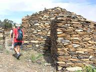 Foto de la ruta de ayer por Guía