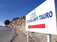 Los ecologistas anuncian movilizaciones contra el proyecto Anfi Tauro