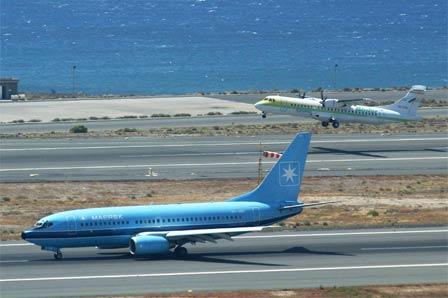 Ampliación del aeropuerto de Gran Canaria