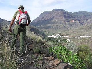 Ruta a Veneguera del Colectivo Turcón-Ecologistas en Acción