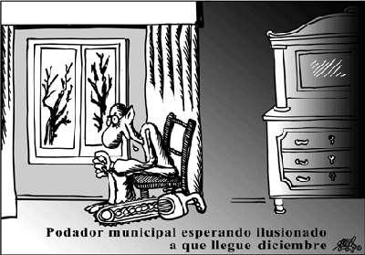Podador municipal