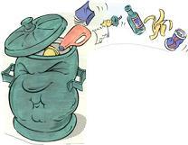 Residuos urbanos: Baleares registró el máximo, con 721 Kg. por persona y año.