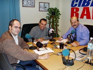 El Fiscal Anticorrupción en el programa radiofónico de Turcón