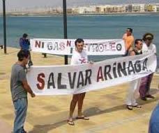 No a esta Reserva de Inversiones de Canarias