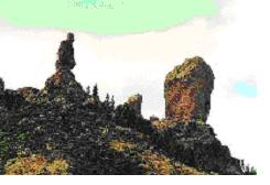 Expertos confirman que está fracturado el Roque del Fraile
