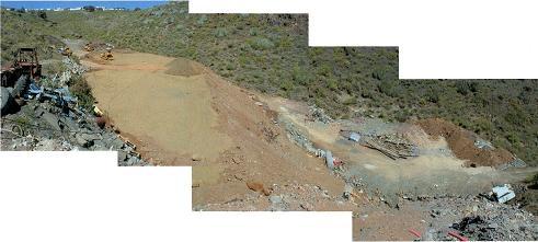 Los vertidos en barrancos suponen una de las principales afecciones medioambientales
