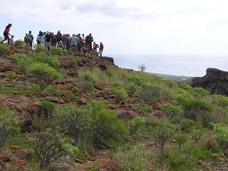 Foto de la ruta de Turcón a Amurga