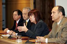 Canarias y Madrid suscriben un nuevo Convenio de Costas