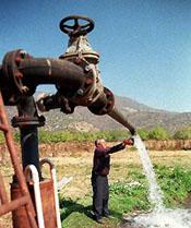 El mercado de la sed