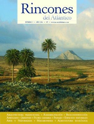 Nuevo número de la revista medioambiental canaria <i>Rincones del Atlántico</i>