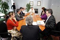 Reunión para el Plan Rector del Nublo