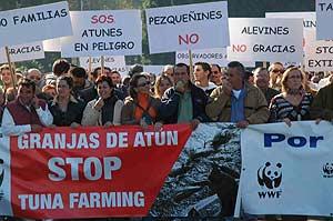 3.000 personas se manifiestan en Madrid contra el cambio climático