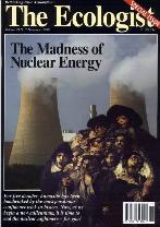 Chernóbil, Irán y el cambio climático