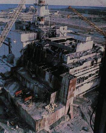 Chernóbil, 20 años