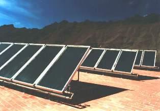 Barcelona supera los 34.600 m2 de superficie de captación solar térmica