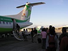 viaje a La Palma