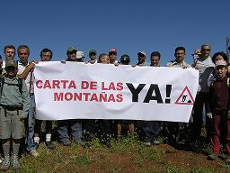 Turcon se une a la protección de las montañas