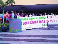 El movimiento ecologista y social del sur de España reivindica justicia social y ambiental
