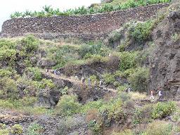 Ruta de Turcón al Barranco de Azuaje