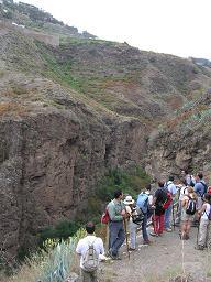 Ruta de Turcón al Barranco de Azuaje: crónica de la ruta