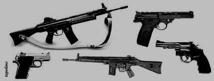 La amenaza del tráfico mundial de armas pequeñas