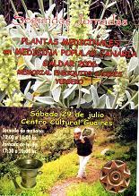 Segundas jornadas de Plantas Medicinales en Canarias