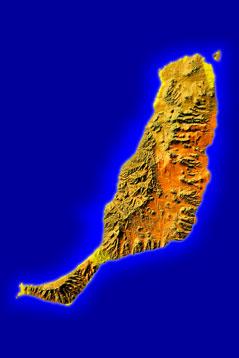 Fuerteventura trabaja para su declaración como Reserva de la Biosfera