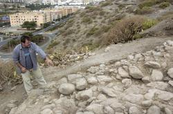 Localizan un enclave prehispánico en Jinámar (Telde, Gran Canaria) por las obras de construcción de un nuevo centro comercial