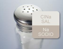 Guerra al exceso de sal