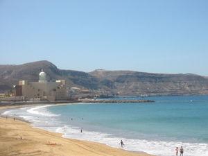 Reportaje de Gran Canaria en la Revista de Interviú