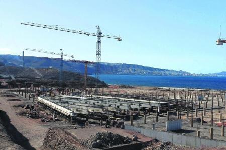 Urbanismo venderá por 5 millones la parcela del Parque Marítimo de Jinámar