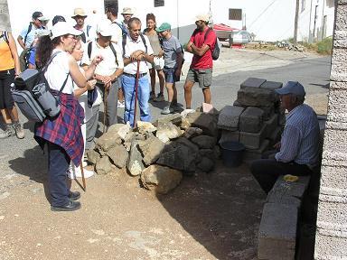 Gran participación en la ruta de Turcón-Ecologistas en Acción