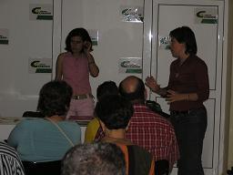 La Tangencial visita al nuevo partido político de Telde, CCN.