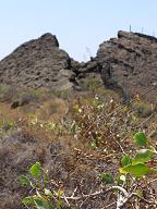 Turcón pide más sensibilidad con la Montaña Rajada
