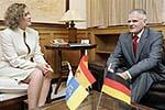 El embajador alemán insta a ofrecer más naturaleza frente al turismo de discoteca