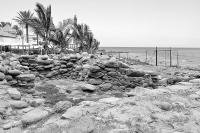 Varios yacimientos arqueológicos de Gran Canaria corren riesgo de desaparición