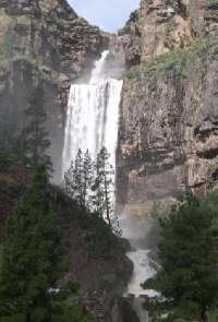 Vea espectaculares imágenes de los barrancos y presas de Gran Canaria por las lluvias