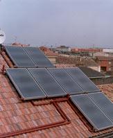 Tres comunidades de vecinos de Madrid tendrán paneles solares por ahorrar energía