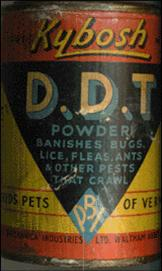 El 43.05% de la población canaria presenta rastros del pesticida DDT en su sangre