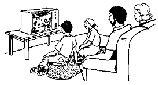 Exponer a los niños a imágenes duras por televisión les causa graves trastornos