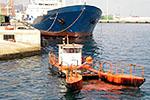 El puerto de La Luz acoge a petroleros monocasco vetados en el resto de la UE