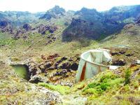 Las presas de Gran Canaria esperan visita