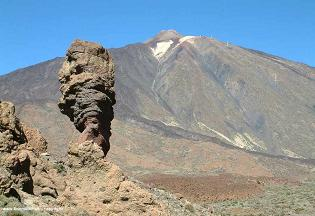 El Gobierno de Canarias presenta mañana la candidatura del Parque Nacional del Teide para ser declarado como patrimonio de la humanidad