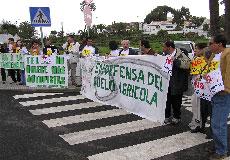 Reunión en el Cabildo de Gran Canaria