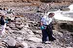 Los Verdes denuncian que un vertido de salmuera deteriora el litoral del sureste de Gran Canaria